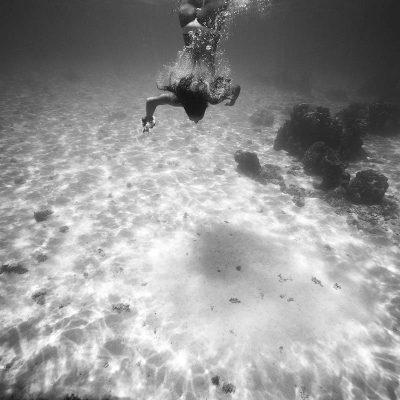 Black lagoon. © Loïc Dorez