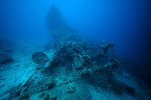 Orohena wreck_leica underwater photography