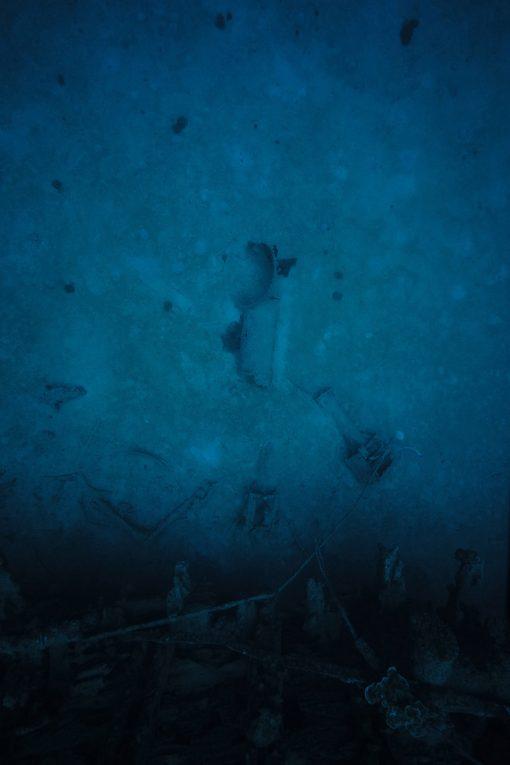 manche à air_photographie sous marine