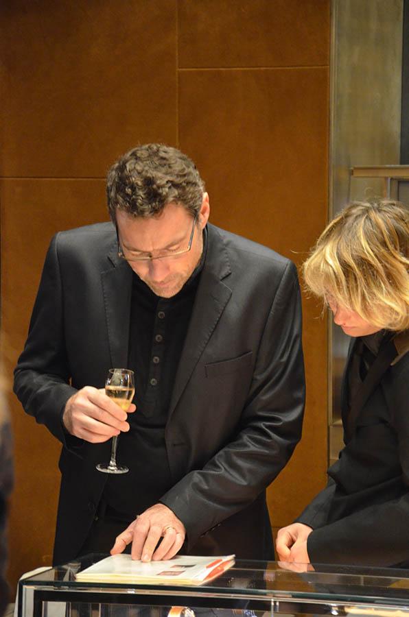 Hublot Vendôme cocktail party