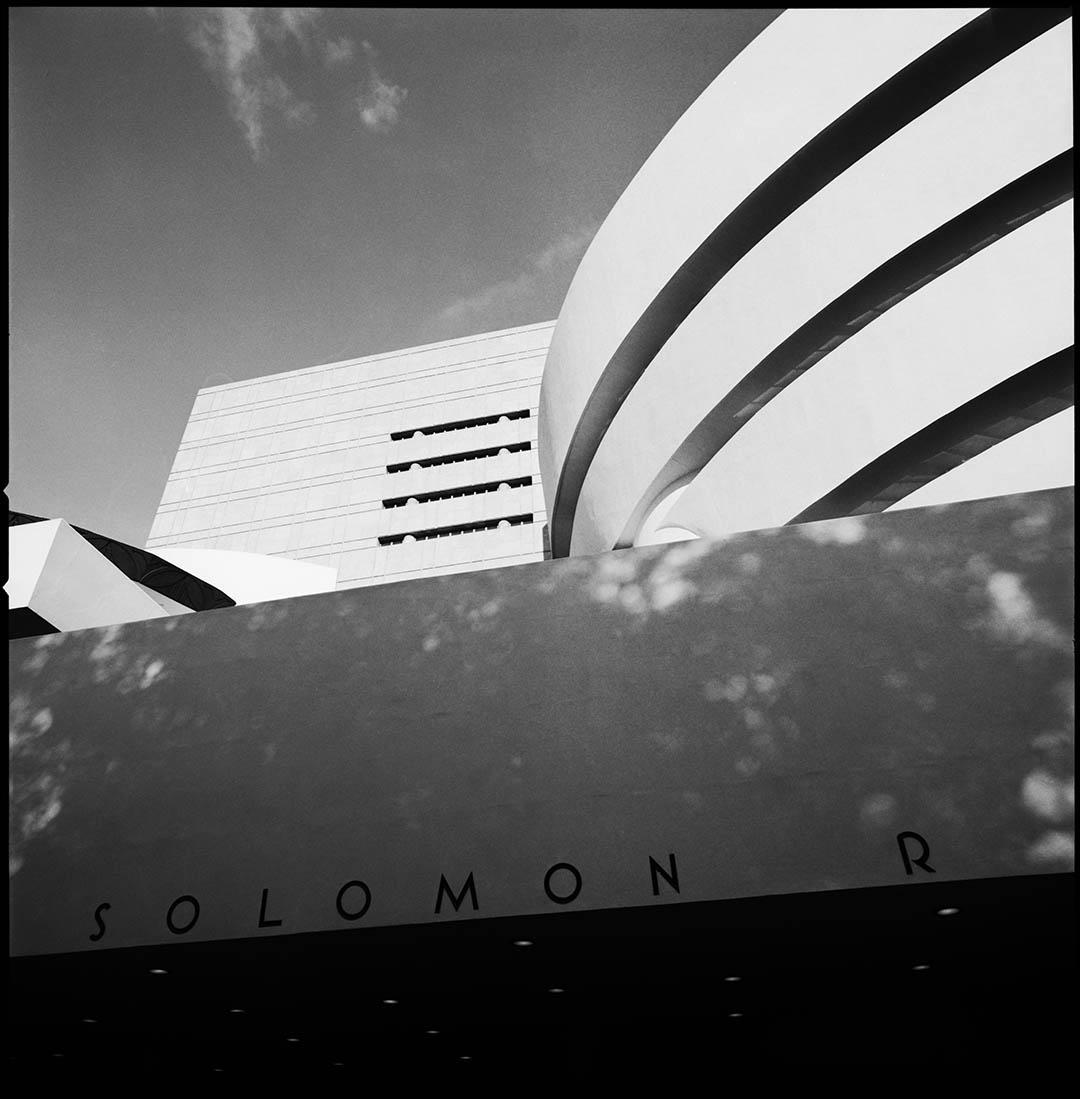 R. Salomon Guggenheim Museum, 50th anniversary © Loïc Dorez.