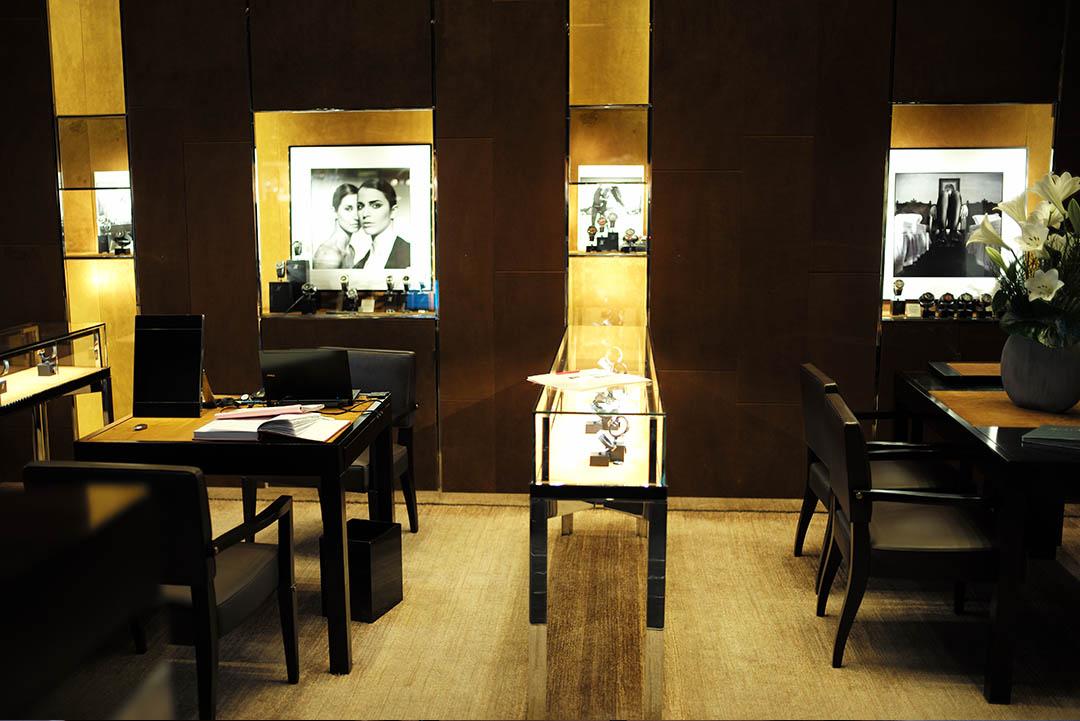 """Hublot love art, """"Exposition Naked Vendôme"""""""