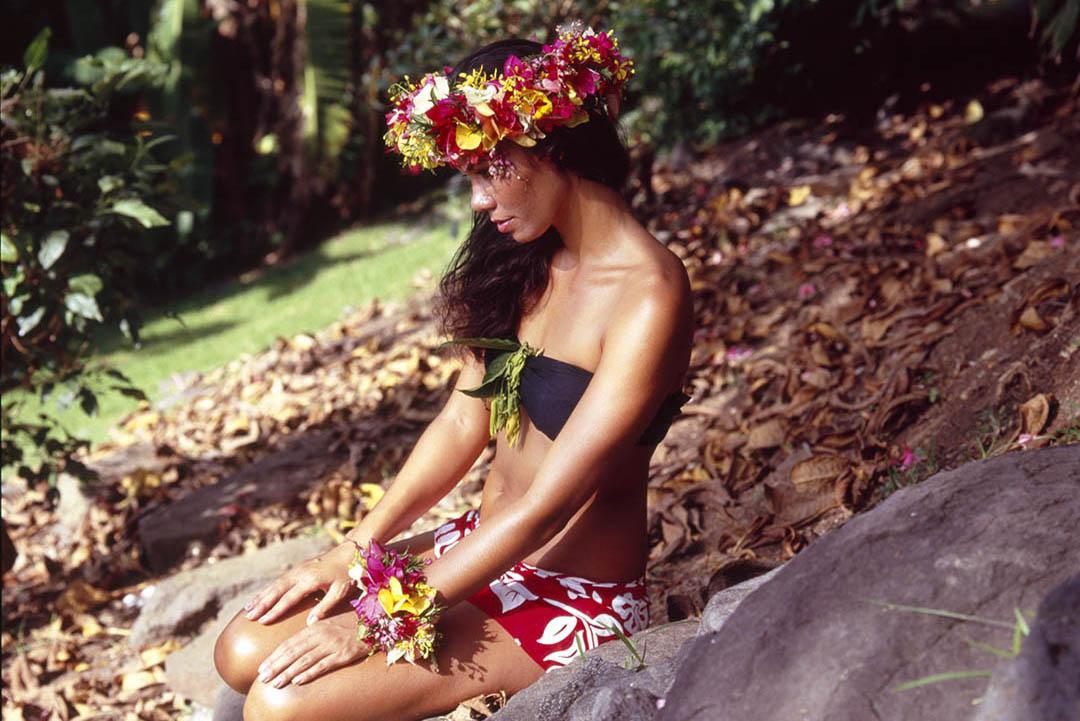 Tahiti Eden Garden