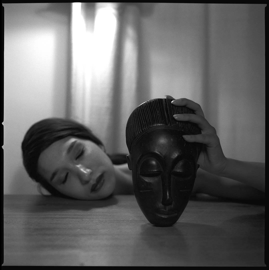 """Man Ray tribute"", © Loïc Dorez"