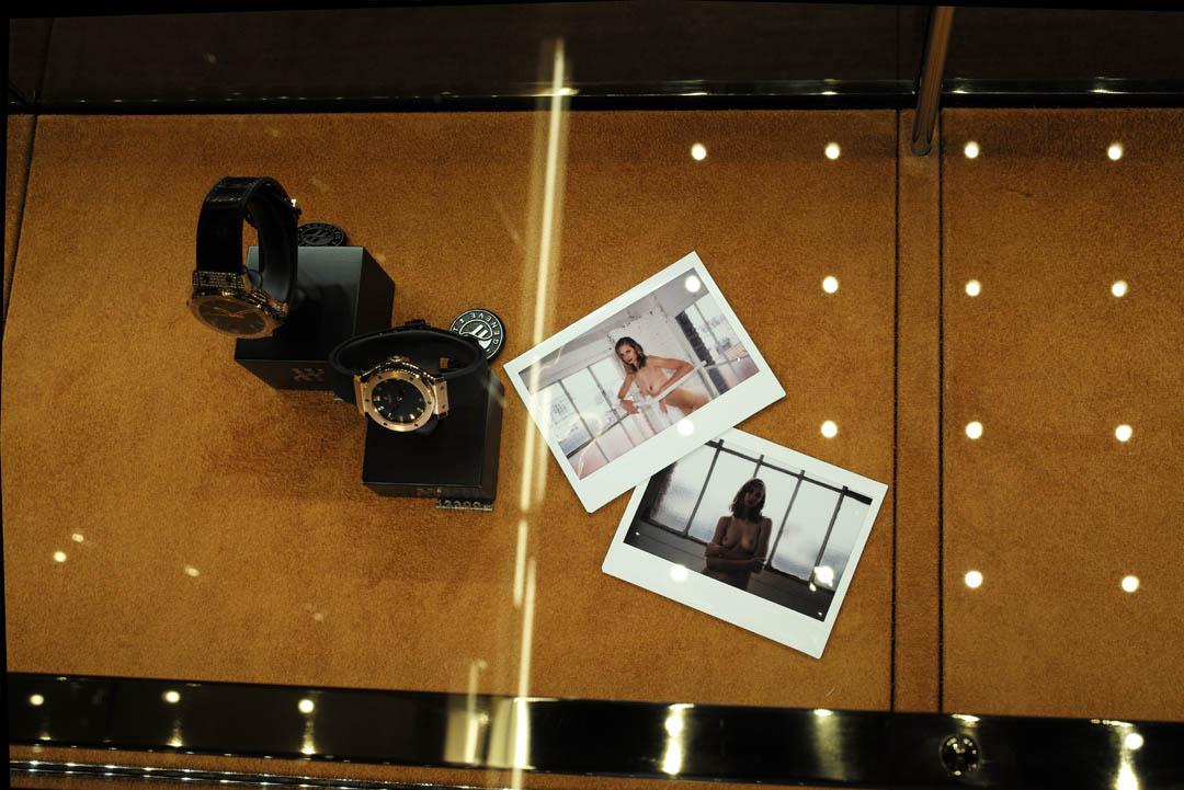 Backstage Polaroid , Stanislava Kopackova , Playmate Of The Month , September , 2009