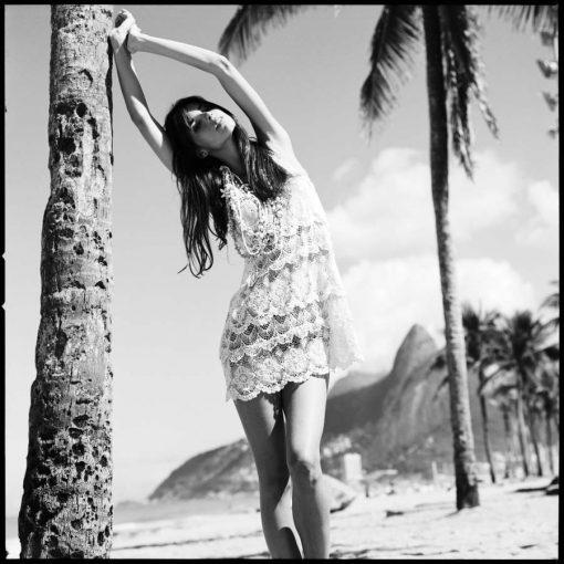 The Ipanema Girl - Shell and coconut. ©Loïc Dorez