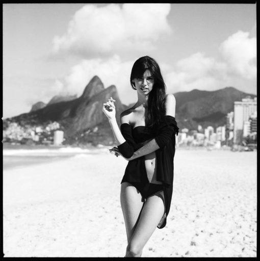 The Ipanema Girl - Thais is the Ipanema Girl. ©Loïc Dorez.
